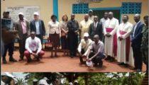Magazine de Caritas Congo N°046: le projet « Un monde sans faim, … » lancé pour le Nord & Sud-Ubangi