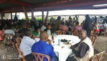 Echange des vœux : l'Abbé Nshole appelle le Personnel de la CENCO à produire un travail pour le mieux-être du prochain