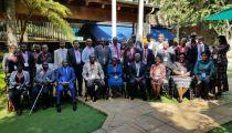 Plateforme Africaine pour la Protection Sociale : Le Secrétaire exécutif de   Caritas Congo Asbl en RD. Congo, nouveau Président du Conseil d'administration