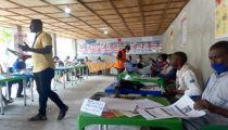 Ebola et covid 19 à l'Equateur : les gestes barrières encore  difficiles à être respectés