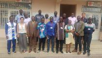 Renforcement des capacités en actions humanitaires et gestion des volontaires en Afrique francophone: Ouverture à Kinshasa d'une série de formations