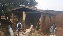 Lualaba & Tanganyika : plus de 200 maisons écroulées suite aux pluies diluviennes à Dilolo et Kabalo