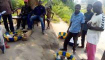 Crédit-géniteur par métayage au Kongo Central : Caritas distribue des lapins aux ménages de Kasangulu