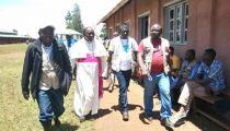 Epidémie d'Ebola dans le diocèse de Butembo-Beni en RD. Congo : Deux communiqués de Mgr Melchisédech SIKULI Paluku  sensibilisant efficacement sur la maladie à virus Ebola