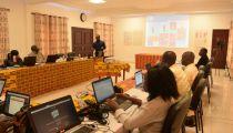 Lomé: des Communicateurs de Caritas appuyées par DIRO se dotent d'outils pour améliorer leur travail