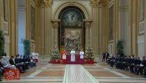 Message de Noël du Pape François et bénédiction Urbi et Orbi: fraternité et vaccins, les antidotes à la pandémie