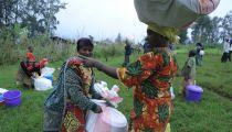 1500 ménages assistés en articles ménagers essentiels à Bukombo
