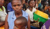 Crise du Kasaï: l'hospitalisation la sauve de la décapitation subie par son mari