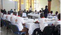 Caritas Goma : renforcement des capacités des gestionnaires de la mutuelle de santé Saint Raphael (MUSSRA)