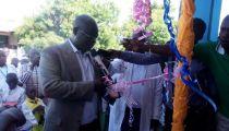 Nouveau bâtiment de Pédiatrie à l'HGR/Tchomia avec l'accompagnement technique de la Caritas Bunia