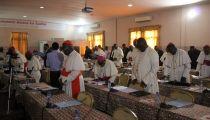 Programme de la Journée de jeûne et  de prière pour la paix en RDC proposé par la CENCO