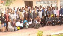 Clôture de l'atelier de formation des formateurs sur la vulgarisation agricole en RDC-phase 2