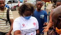 Sensibilisation de Caritas contre la Covid19 en RDC: sceptiques ou non, des Kinois lient le respect des gestes-barrière à la satisfaction de leurs besoins quotidiens