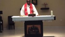 L'Abbé-Aumônier appelle les agents de Caritas Congo Asbl, en RD. Congo,  à constituer une famille dans leur communauté professionnelle