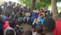 Une mission d'évaluation de Caritas-Développement de Mbandaka-Bikoro vient de séjourner à Yumbi