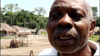 Chef du Groupement de Yalingimba, Mr François Bowale